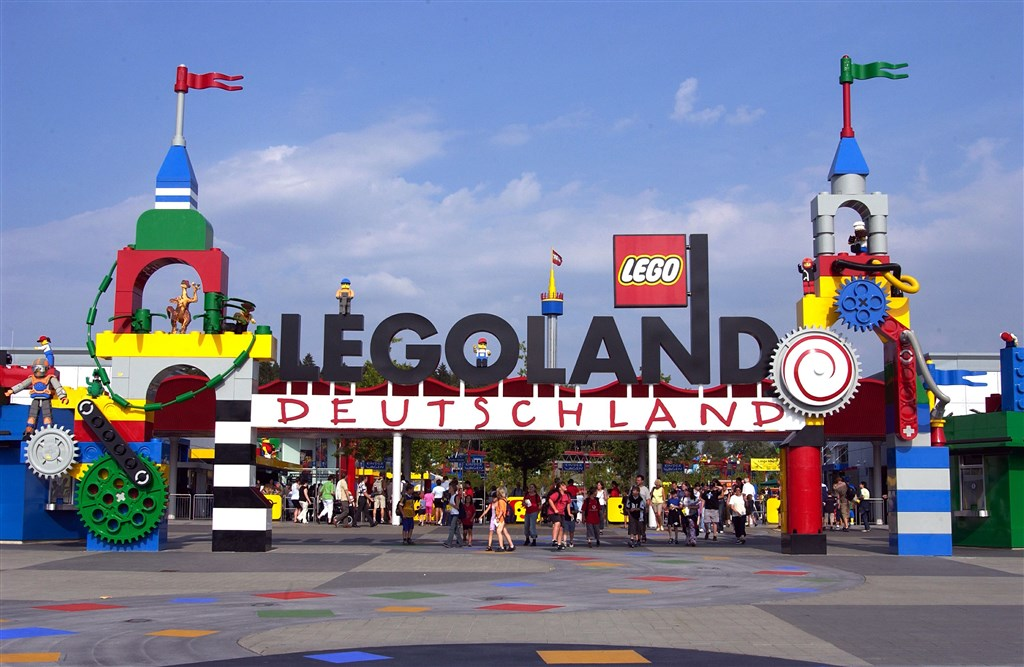 Nezapomenutelný Český den v německém LEGOLANDU