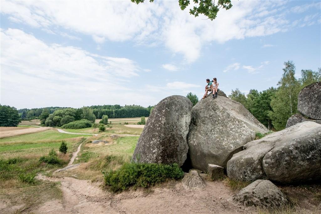 Za keltskými megality a menhiry do rakouského Polesí -  -