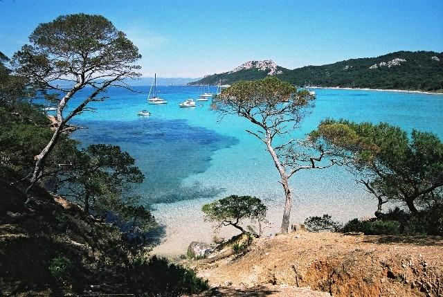 Francouzská riviéra a ostrov Porquerolles -  -
