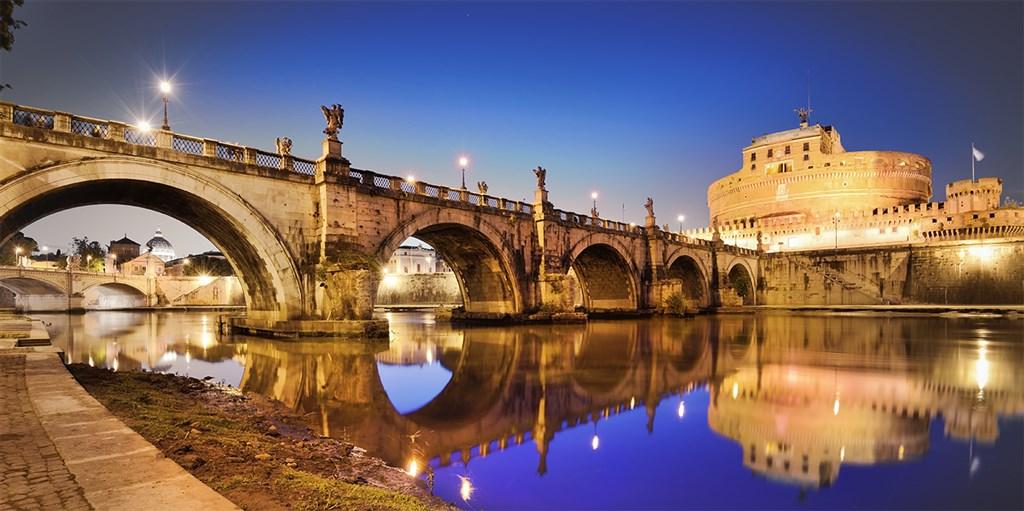 Všechny tváře Říma a blízkého okolí