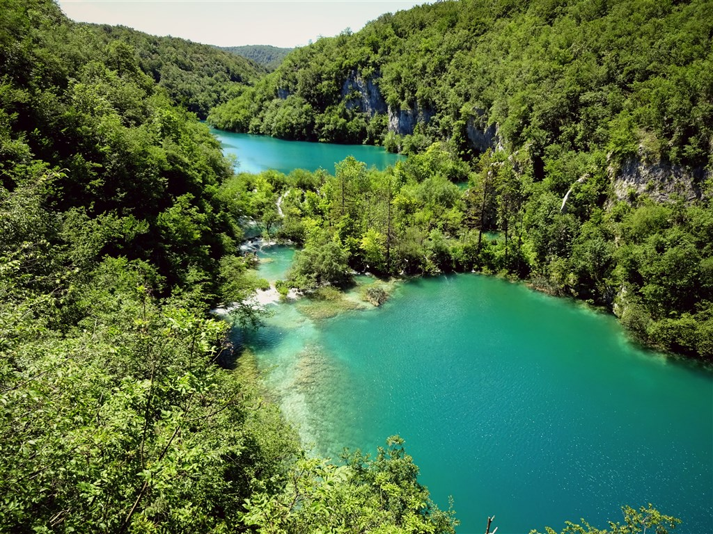 Plitvická jezera – pohádka o přírodě