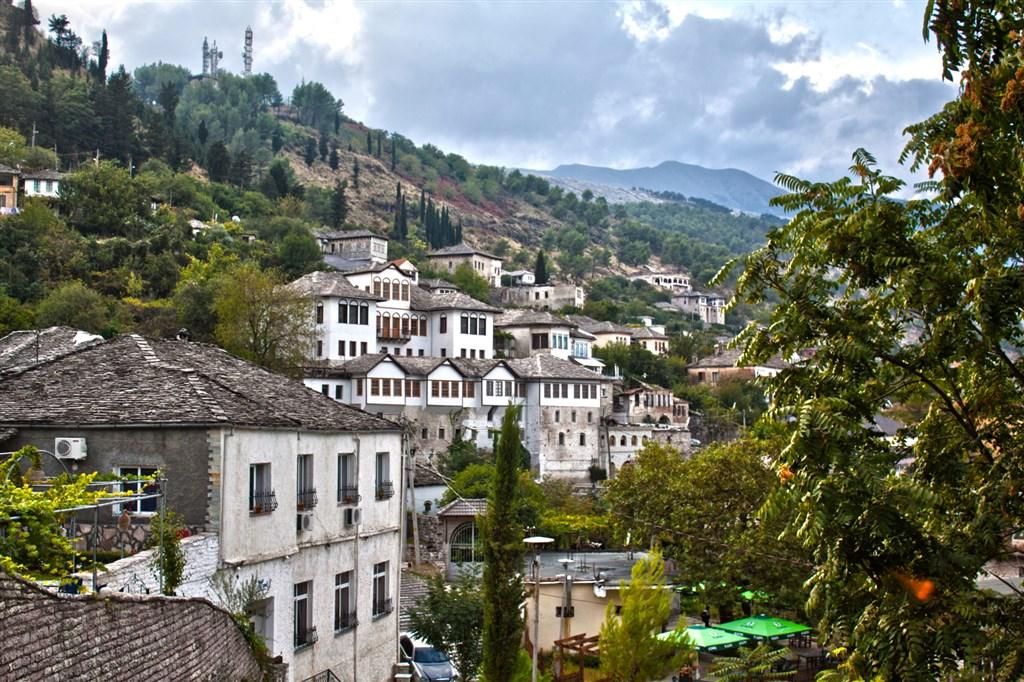 Albánie -