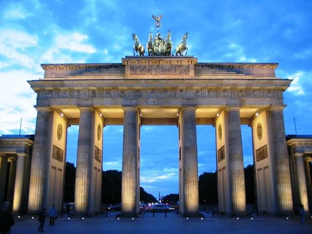 """Drážďany, Berlín a německé """"Versailles"""" -  -"""