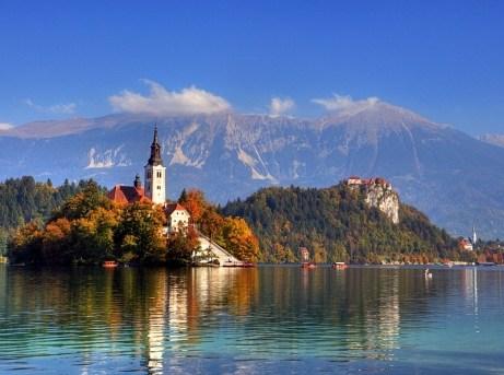 Toulky srdcem Slovinska s pobytem na jadranském pobřeží a návštěvou Plitvických jezer