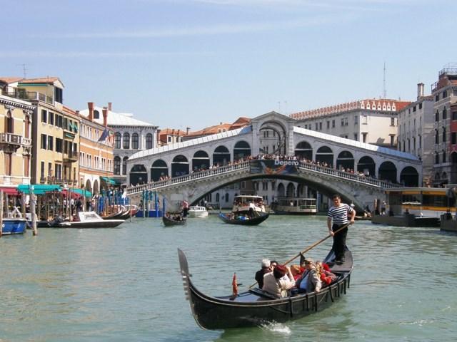Benátky a zámek Miramare s koupáním -  -