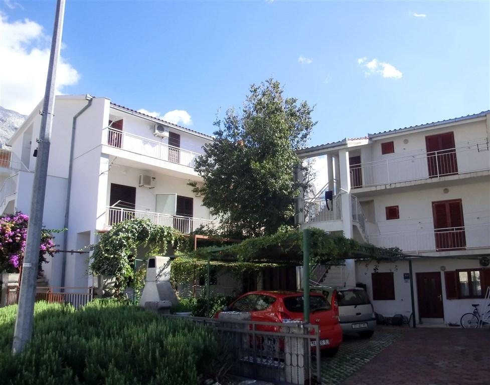 Baška Voda - Apartmánový dům Cvitanović