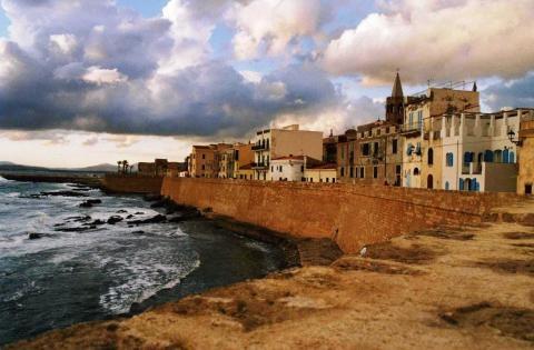 Sardínie - Karibik Středomoří -  - Alghero