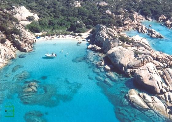 Sardínie - Karibik Středomoří -  - Cala Girolu
