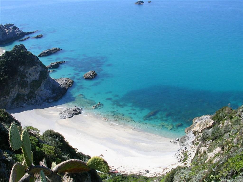 Kalábrie - perla jižní Itálie s výletem na Liparské ostrovy -  - Capo Vaticano