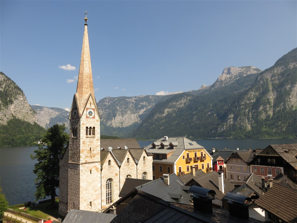Dachstein – pohodová ledovcová turistika