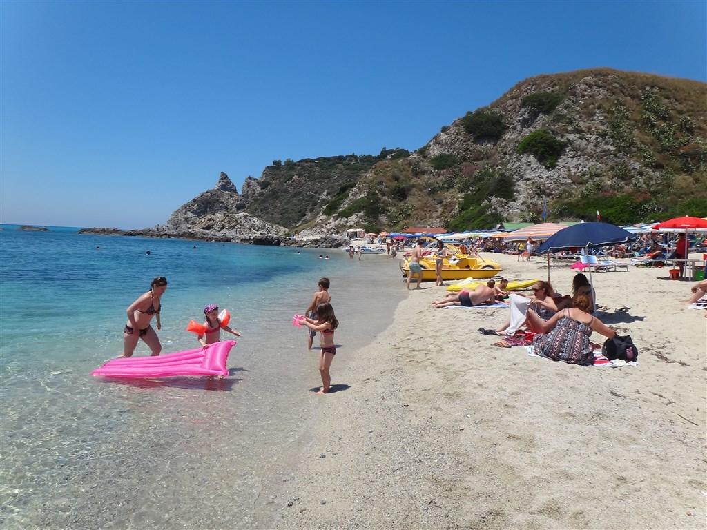Kalábrie - perla jižní Itálie s výletem na Liparské ostrovy -  -