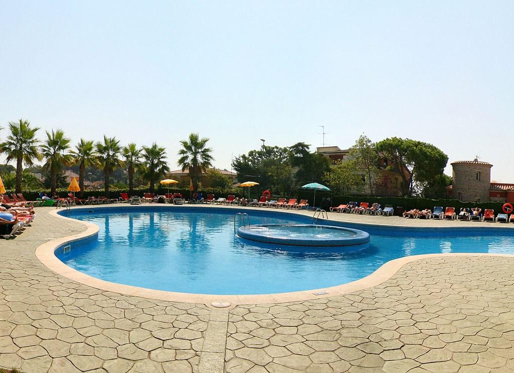 Apartmány Bolero Park