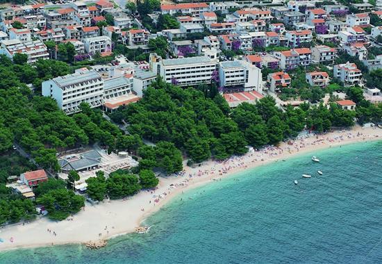 Makarská / Hotel Biokovka - Chorvatsko