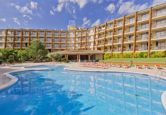 Aparthotel GHT Tossa Park - Costa Brava, Costa del Maresme
