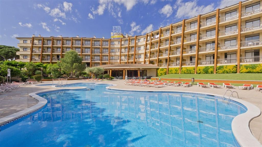 Aparthotel GHT Tossa Park - Tossa De Mar