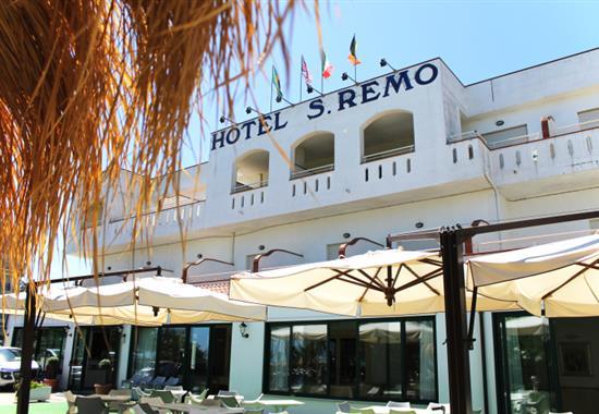 San Remo - Villa Rosa