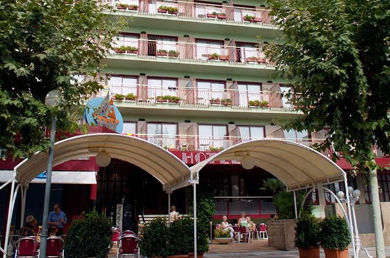Hotel Checkin Garbí - Costa Brava, Costa del Maresme
