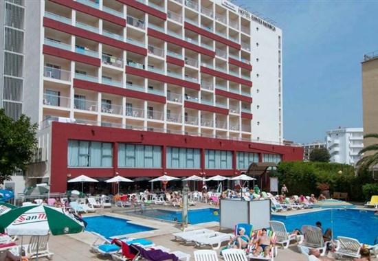 Hotel Medplaya Santa Monica - Costa Brava, Costa del Maresme