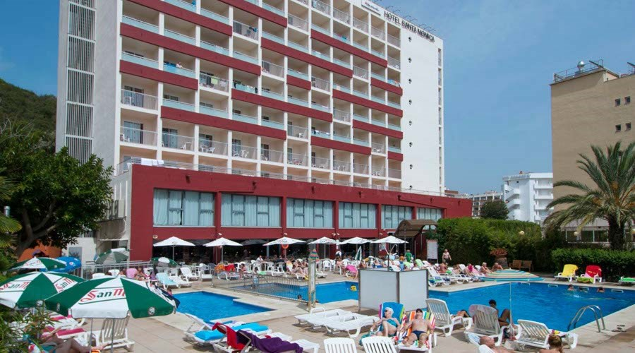 Hotel Medplaya Santa Monica - Calella