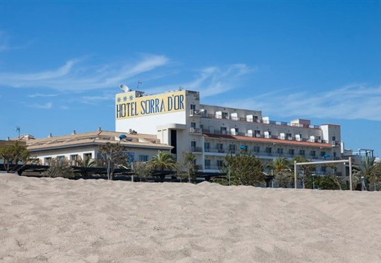 Hotel Sorra D´Or - Costa Brava, Costa del Maresme