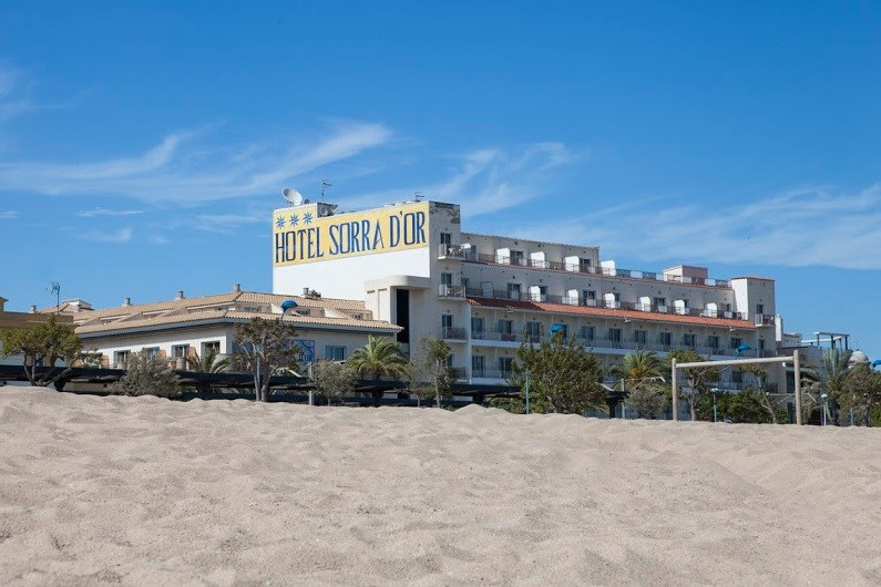 Hotel Ibersol Sorra D´Or - Malgrat De Mar