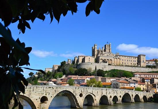 Languedoc a Roussillon - Francie