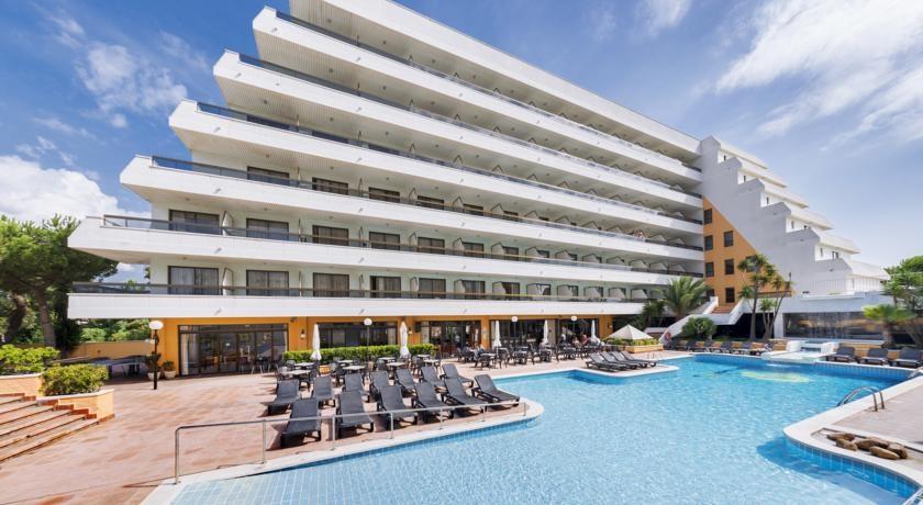 Hotel Tropic Park - Malgrat De Mar