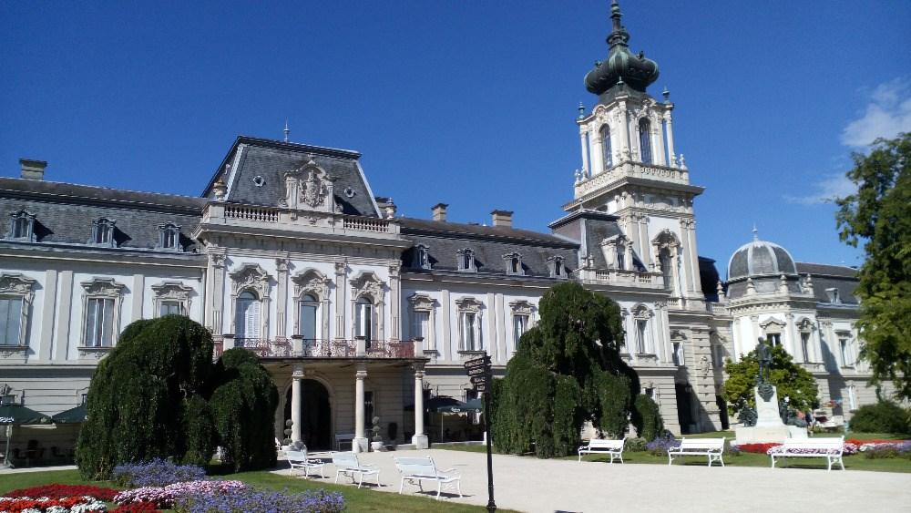 Trojice termálů -  Bük, Hévíz, Sárvár - Maďarsko