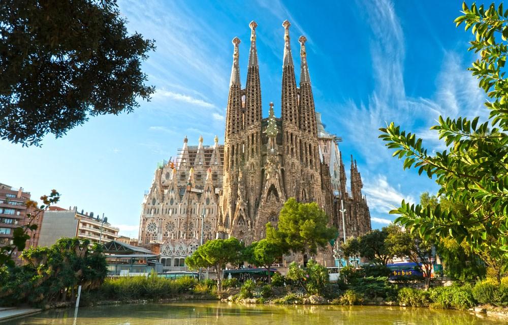 Katalánsko - Španělsko