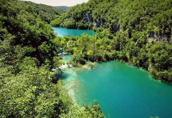 Plitvická jezera – pohádka o přírodě - Chorvatsko