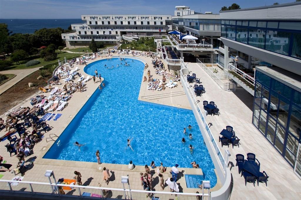 Poreč - Hotel Delfin - Istrie