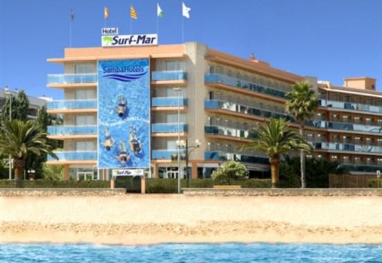 Hotel Surf Mar - Costa Brava, Costa del Maresme