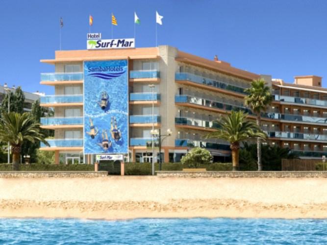 Hotel Surf Mar - Lloret De Mar