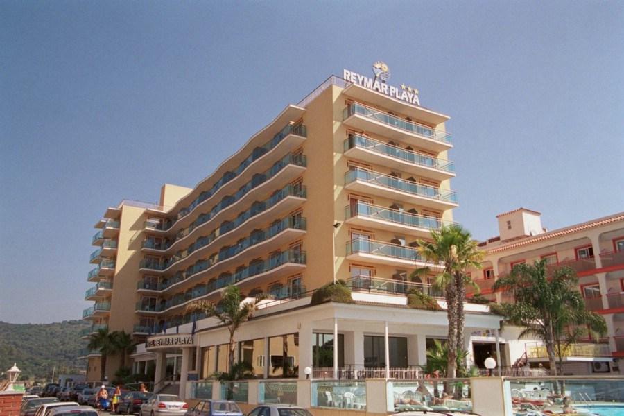 Hotel Reymar Playa - Malgrat De Mar