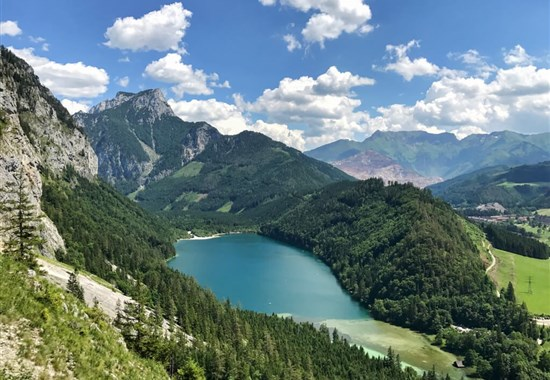 Putování Štýrskem až na horu zážitků Erzberg - Rakousko