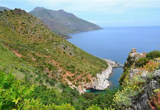 Magická Sicílie - ostrov slunce ve stínu vulkánu - Itálie