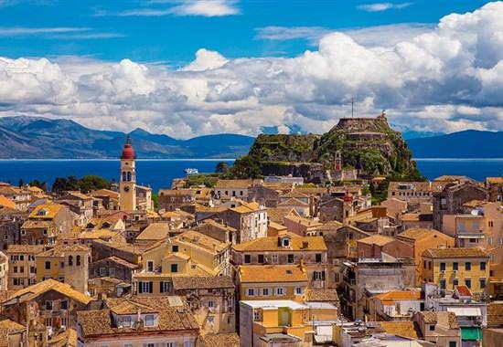 Za poznáním Korfu a jižní Albánie - Řecko