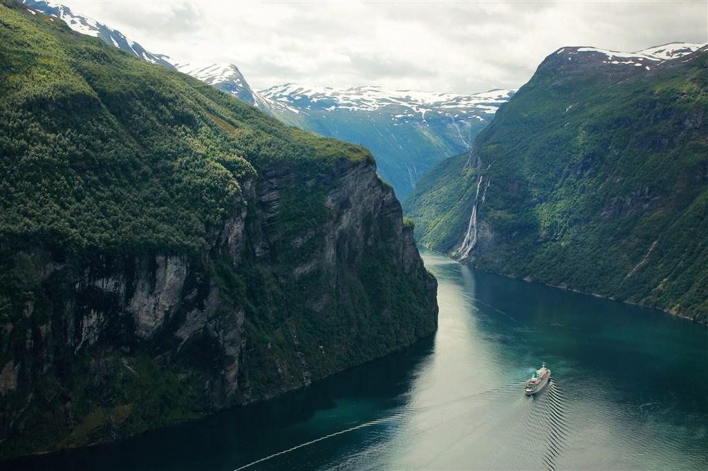 Norsko - zlatá cesta severu - Skandinávie