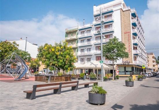 Hotel Checkin Montpalau - Costa Brava, Costa del Maresme