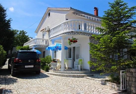 Šilo - Apartmány Šilo - Ostrov Krk