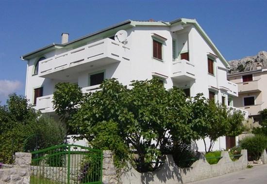 Baška - Apartmánový dům Mohar - Ostrov Krk