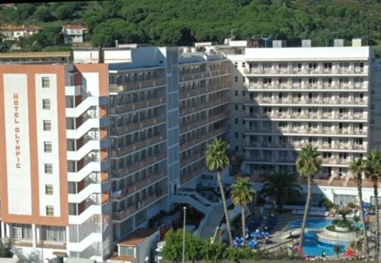 H-TOP Hotel Olympic - Costa Brava, Costa del Maresme