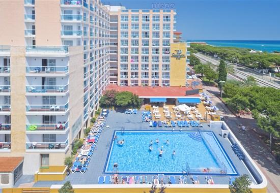 H-TOP Hotel Cartago Nova - Costa Brava, Costa del Maresme