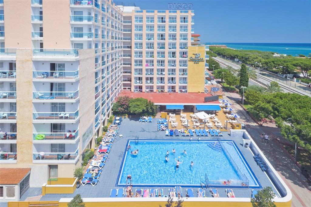 H-TOP Hotel Cartago Nova - Malgrat De Mar