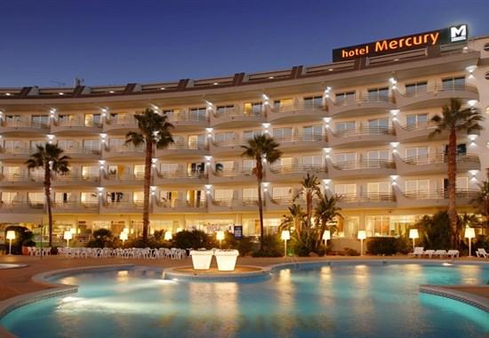 Hotel Mercury - Costa Brava, Costa del Maresme