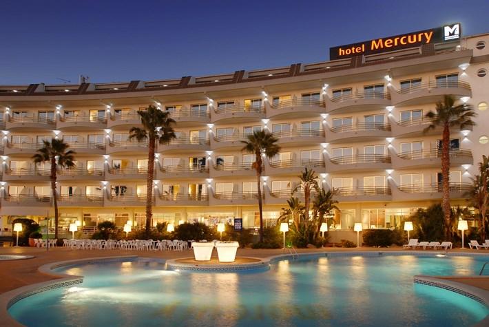 Hotel Mercury - Santa Susanna