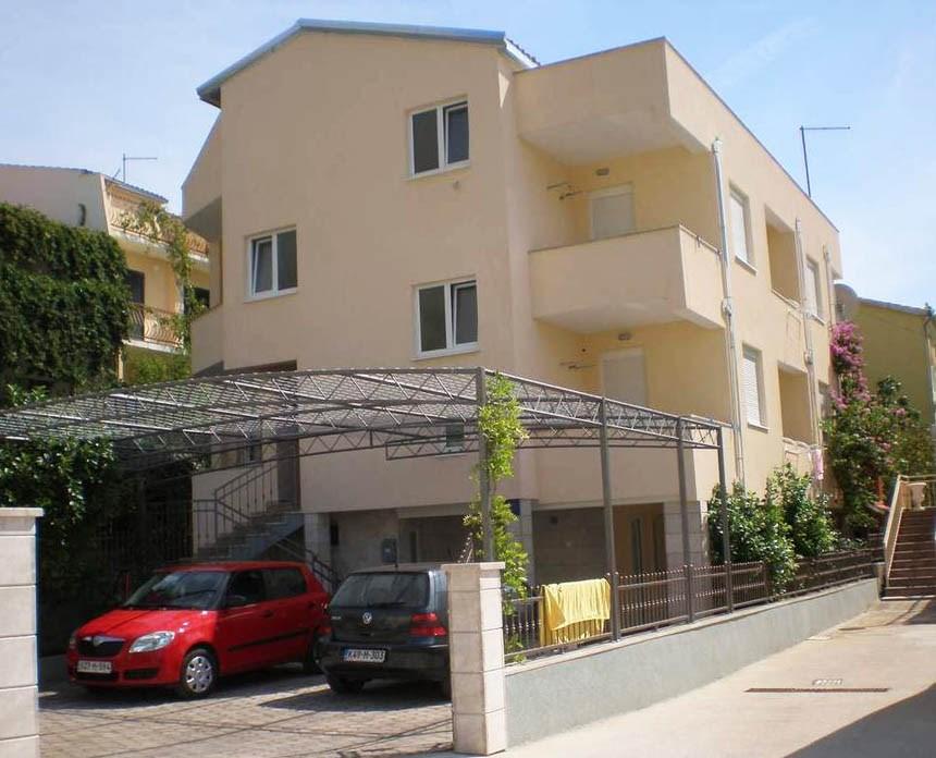 Apartmánový dům Dragica - Makarská riviéra