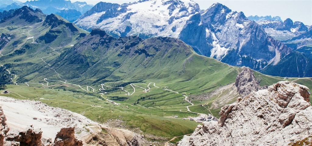 Dolomity a jižní Tyrolsko - dobrodružství v srdci přírody - Itálie