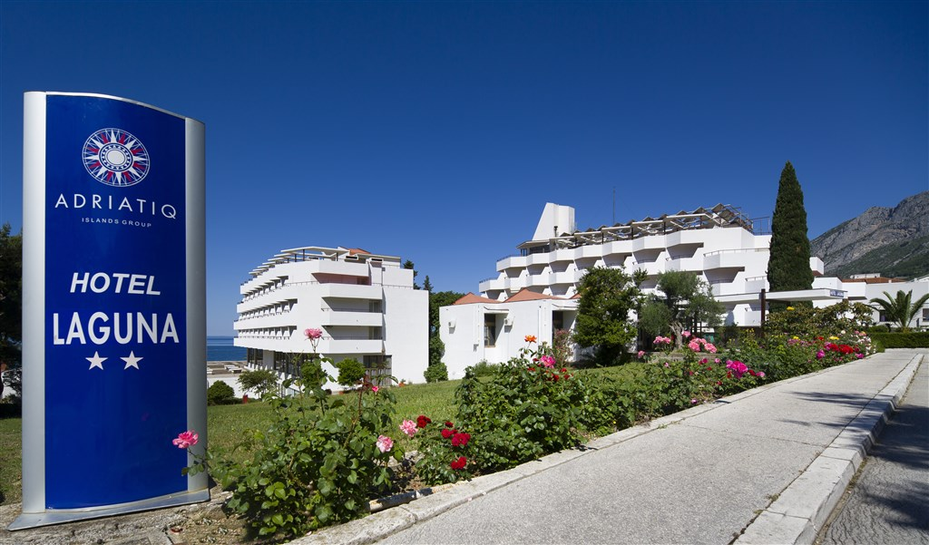 Hotel Laguna - Makarská riviéra