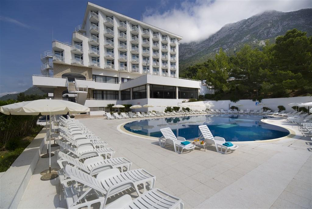 Hotel Labineca - Makarská riviéra